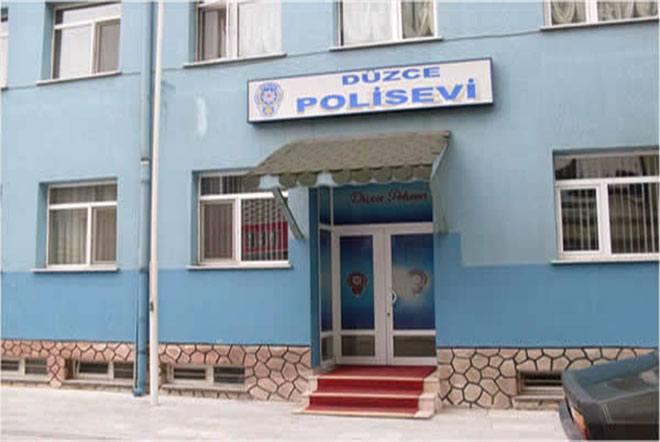 düzce polis evi