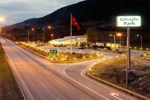 köroğlu park