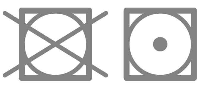 kurutma sembolleri