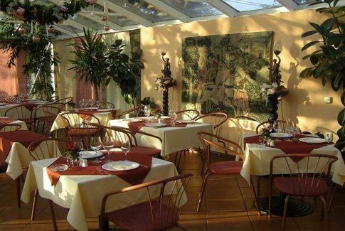 my garden restoran