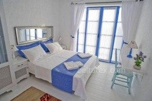 Pamuklu yatak örtüsü